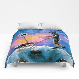 moonwalking Comforters