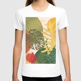Garden on a Sunny Day 3 T-shirt