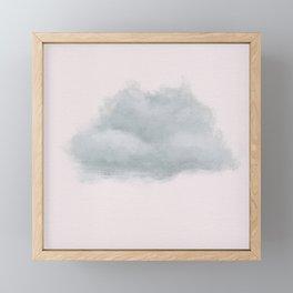 Dare to Dream - Cloud 88 of 100 Framed Mini Art Print