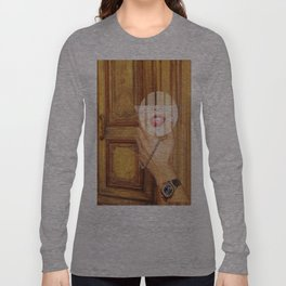Mouth to mouth Long Sleeve T-shirt