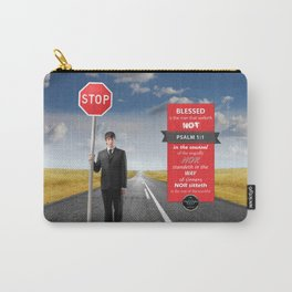 Psalm 1:1 Carry-All Pouch