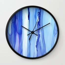 Dance With Me - Ice Castles 2016 Wall Clock