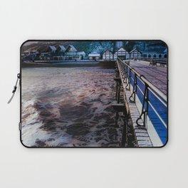 Snowey Saltburn Laptop Sleeve