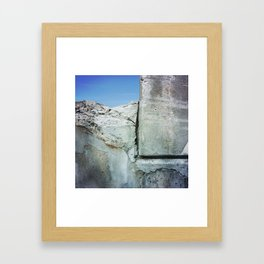 Offer Me Shade Framed Art Print