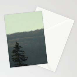 Evergreen Dream Stationery Cards