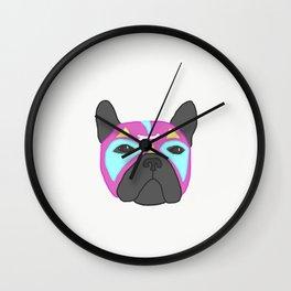 Poochador Wall Clock