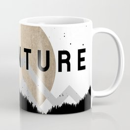 Adventure Golden Sunrise Coffee Mug
