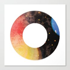 Ring of the Universe Canvas Print