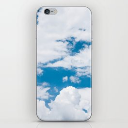 Cloudscapes III iPhone Skin