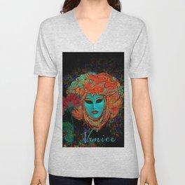 Venice Unisex V-Neck