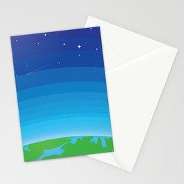 Wild BlueYonder Stationery Cards