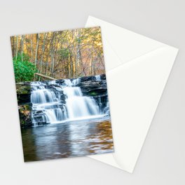 Fall Falls Stationery Cards