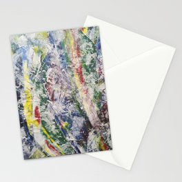 Abstract 99 Stationery Cards