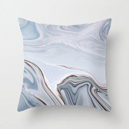 Easy breez Throw Pillow