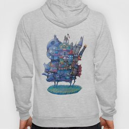 Fandom Moving Castle Hoody