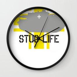 Stug Life Wall Clock