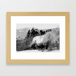 Experimental Photography#16 Framed Art Print