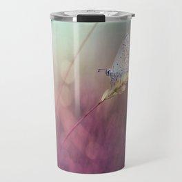 Purple heat... Travel Mug