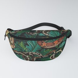 Dangers in the forest Fanny Pack