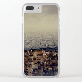 city underground Clear iPhone Case