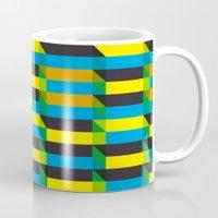Cinetism and visual effect Mug