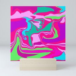 Spring Colors Mini Art Print