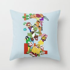 NERD issimo Throw Pillow