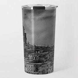 Italian Townscape Travel Mug