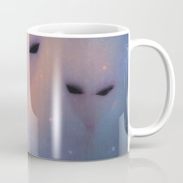 Cosmic observers Coffee Mug