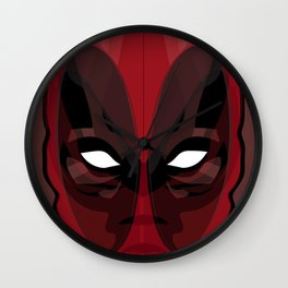 The merc with a mouth Wall Clock