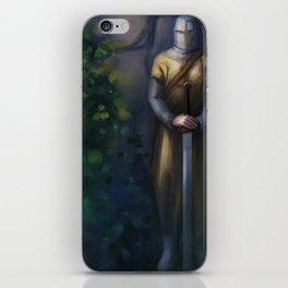 Templar Knight iPhone Skin