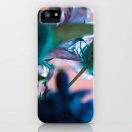 Flowers/Amnesia iPhone Case