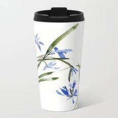 lirios Metal Travel Mug
