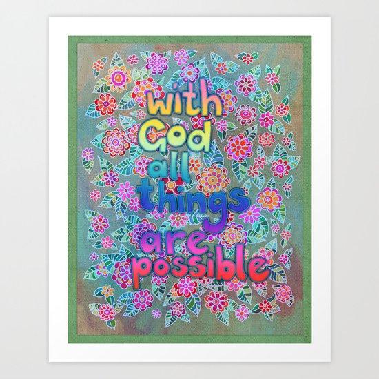 Reminder to Self Art Print