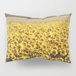 Narcissus field #2 Pillow Sham