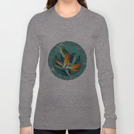PARADISE BIRDS Long Sleeve T-shirt