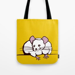 Fat mouse Tote Bag