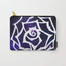 Elysian Bloom Carry-All Pouch