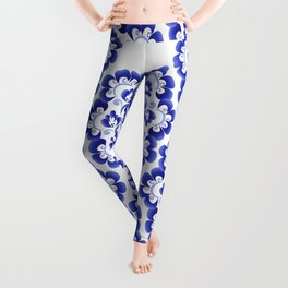 folk art Leggings