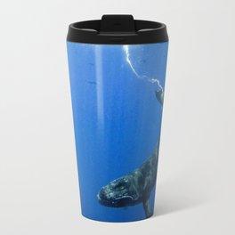 Underwater Humpbacks 14 Travel Mug