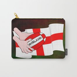 England Rugby Flag Carry-All Pouch