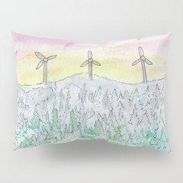 Watercolour - New Brunswick Sunset Pillow Sham
