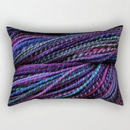 Handspun - Clematis Rectangular Pillow
