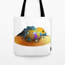 Hollydayz Tote Bag