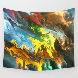 You + I are Seizures 189 Wall Tapestry