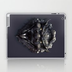 Foo Lion Dog Mask Laptop & iPad Skin