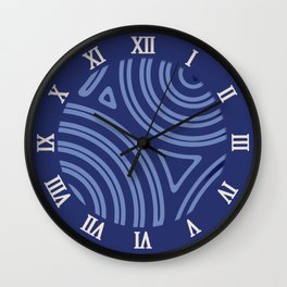 In a roundabout way VI Wall Clock