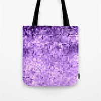 lavender Tote Bags featuring LavendeR by Simply Chic
