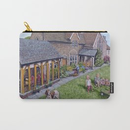 Lazy Sunday in Llanellen Carry-All Pouch