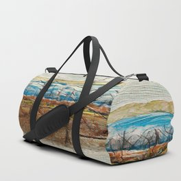 Bare Forest Duffle Bag